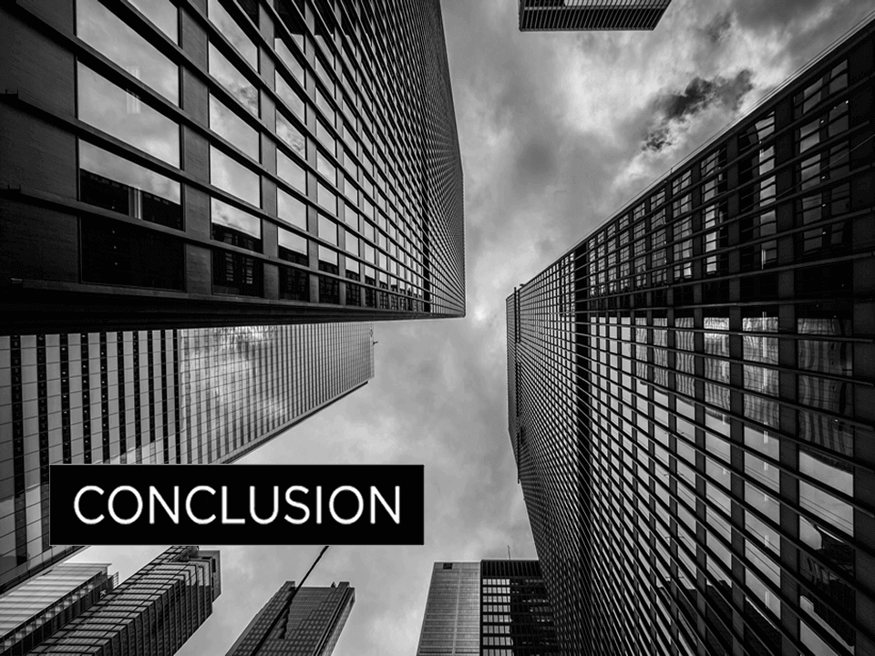 Conclusion | ISAE 3402